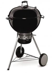Weber Grill Master-Touch GBS 57 cm czarny
