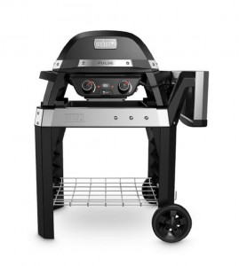 Weber Grill Pulse 2000 Stand Czarny